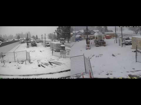 Snow Canterbury NZ