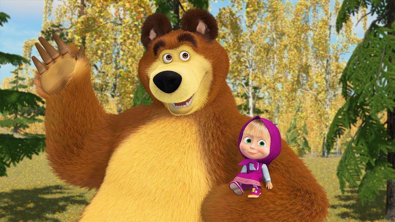 Маша и Медведь - Все серии подряд! ????