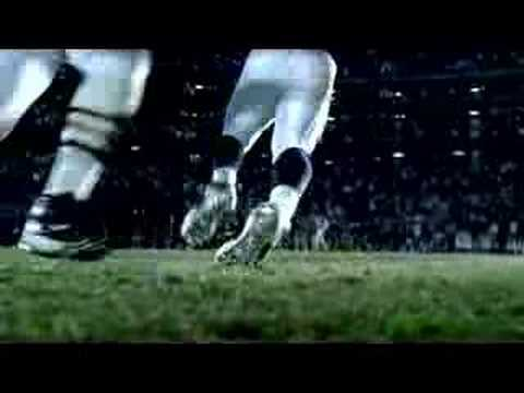 San Diego Chargers Ladainian Tomlinson Nike Zoom Commercial