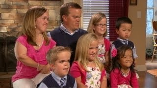 Real-Life 7 Dwarfs Interviewed by Barbara Walters: Inspiring Family Tackles Life