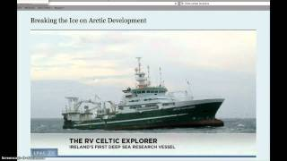 Breaking the Ice on Arctic Development~Ireland