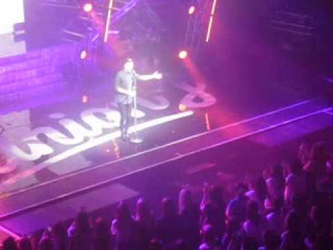 Counting Stars - JJs Solo - Union J Tour Oxford