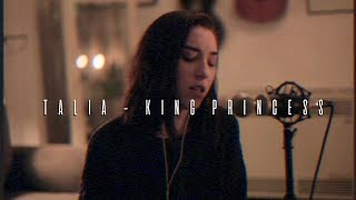 TALIA - King Princess | ALLY HILLS COVER