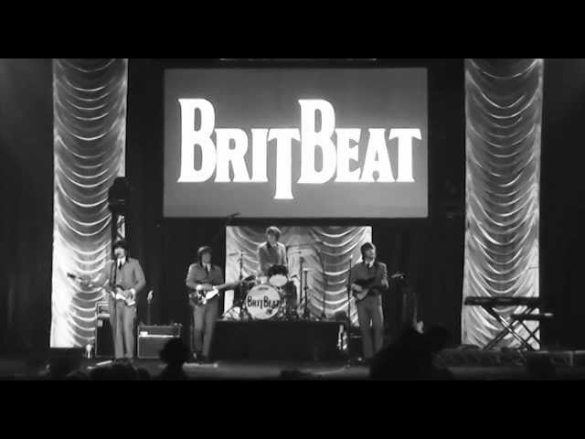 BritBeat Beatles Tribute 'ALL MY LOVING' at Mandalay Bay - Las Vegas