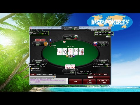 Уроки покера: Турнирный покер