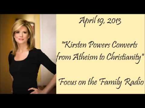 Kirsten Powers  From Atheism to Christianity