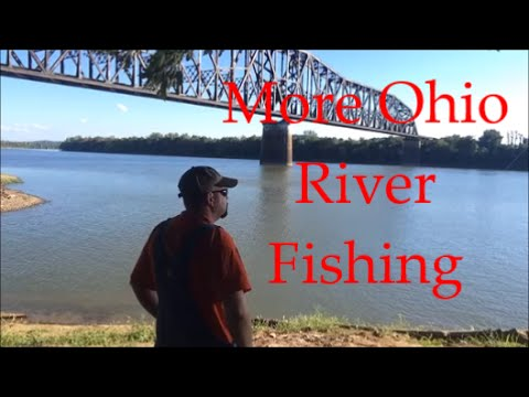 More Ohio River Fishing