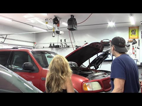 DIY 02 Ford Rough Idle Diagnosis With a Twist! Pt1