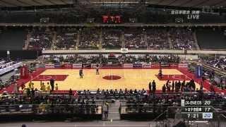 第80回皇后杯 全日本総合バスケットボール選手権大会 JXサンフラワーズ ...