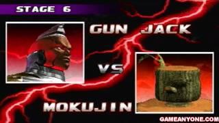 Tekken 3 - [HD] - Gun Jack Playthrough