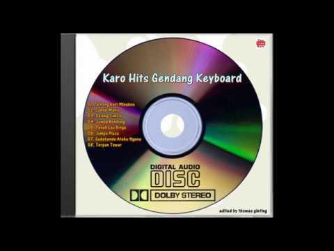 Karo Hits Gendang Keyboard