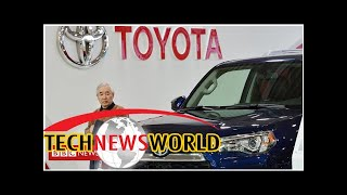 Toyota reports surprise rise in profits