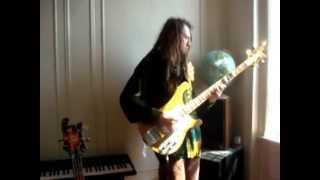 Yes Siberian Khatru Chris Squire bass cover