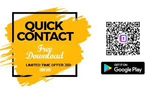 Good Quick Contact: Easiest way to add new contact Alternatives
