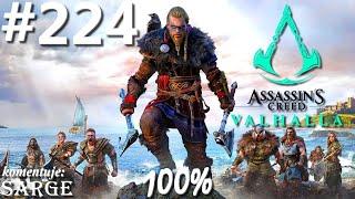 Zagrajmy w Assassin's Creed Valhalla PL (100%) odc. 224 - Droga do Walhalli