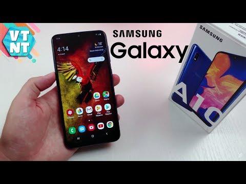 Samsung Galaxy A10 Обзор. Стоит ли покупать?