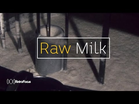 The End Of Raw Milk Sales In Australia - 1975 | RetroFocus