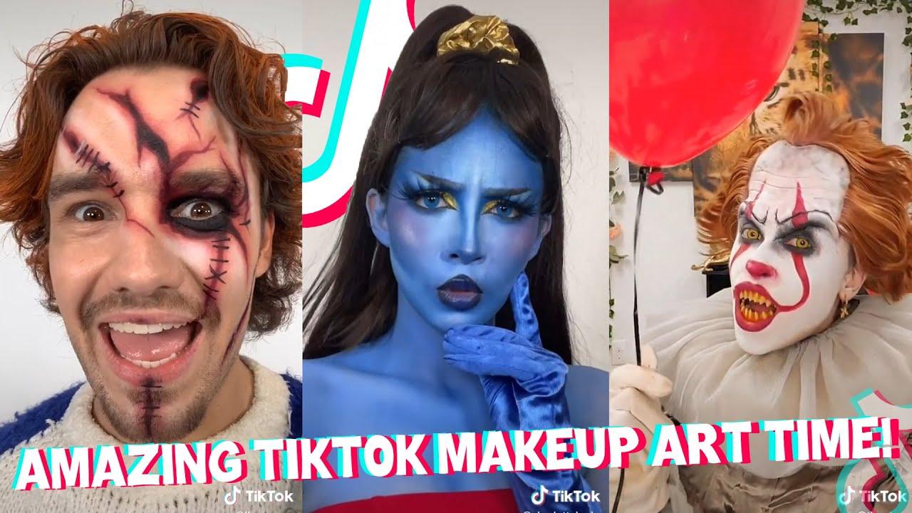 Really Crazy Makeup Art I Found On TikTok Pt.5