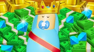 王族になるために生まれた:Robloxブルックヘブン映画(ブルックヘブンRP)