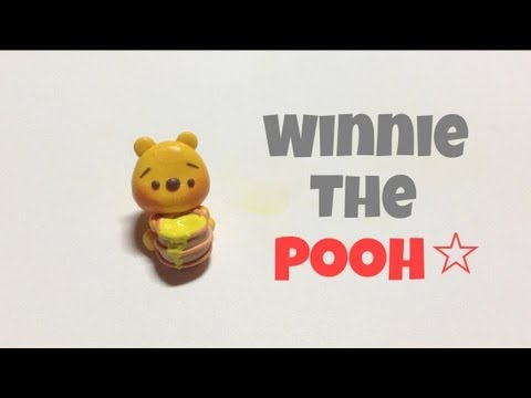 Tutorial : Polymer Clay Baby Winnie The Pooh