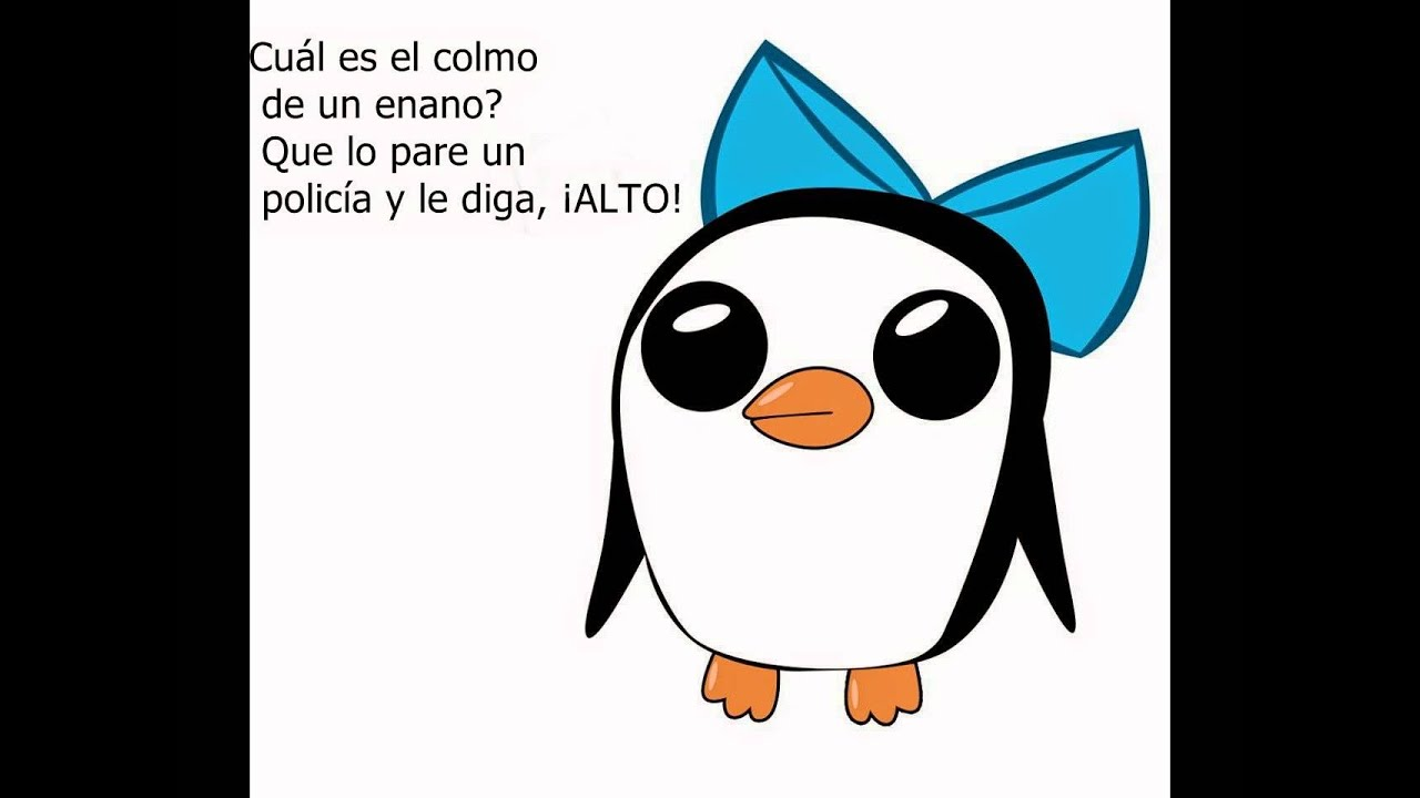 Chistes y colmos youtube - Colmos infantiles ...