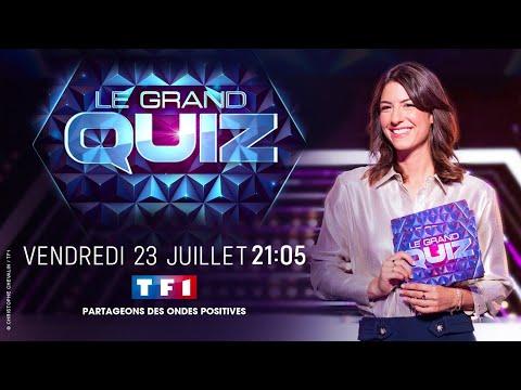 Le Grand Quiz, Vendredi 21:05 TF1