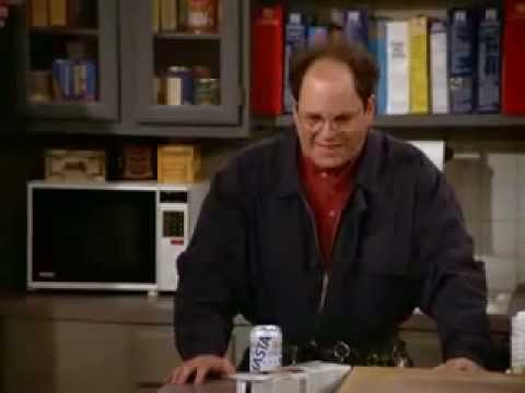 """Seinfeld-""""These Pretzels are making me Thirsty"""" Scene"""