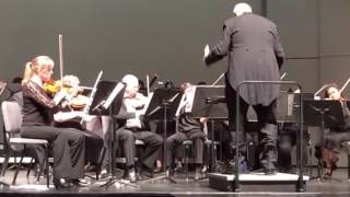 Consumes river college orchestra senior project 1