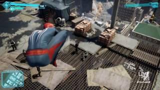 Spider-Man PS4 Developer Interview