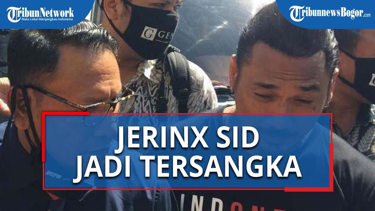 Jerinx Ditetapkan sebagai Tersangka Pencemaran Nama Baik IDI, Kini Ditahan di Polda Bali