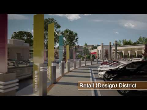 Introducing Seton Urban District