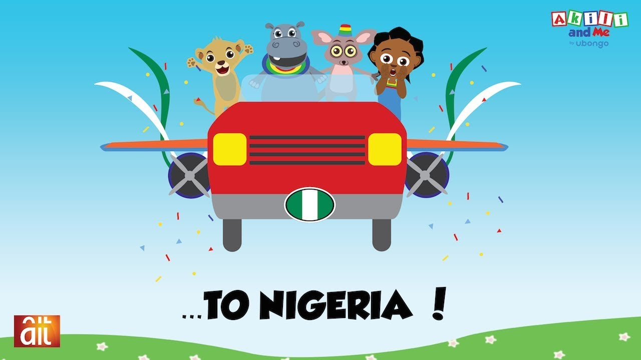 Akili and Me is Coming to Nigeria! | African Educational Cartoon for Preschoolers