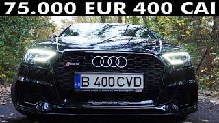 Audi RS3 sau apartament de 75.000 EUR?