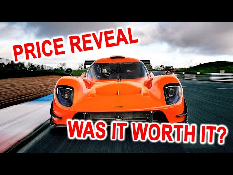 How much does an Ultima RS really cost?