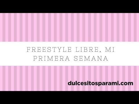 FreeStyle Libre Semana 1