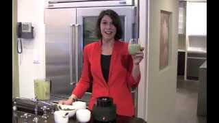 How to Make the Perfect Smoothie with Nutrition Diva, Monica Reinagel