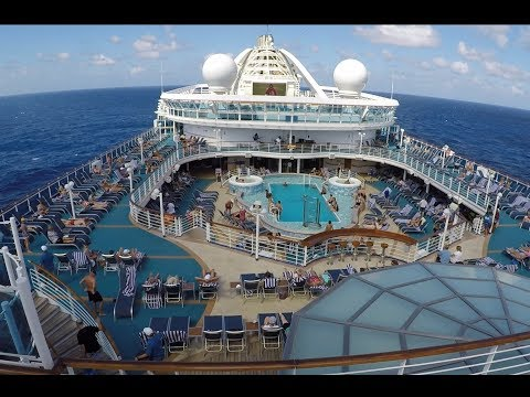Caribbean Princess Cruise to Panama Canal November 30 - December 10, 2017