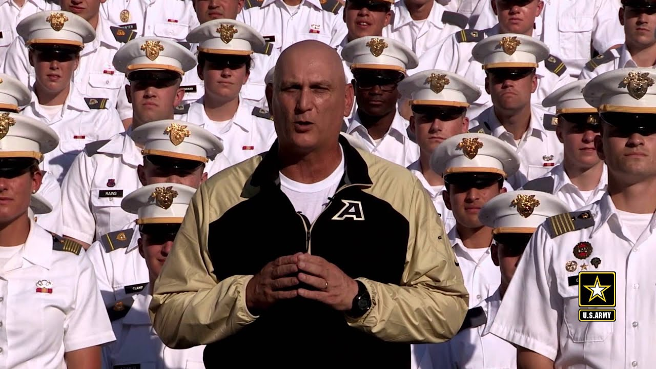 Army Navy Game What Channel >> Gen. Odierno - Go Army, BeatNavy! | Doovi