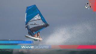 2018 Wavescape - Loftsails Manoeuvre Wave 4-batten