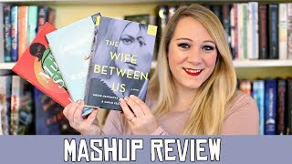 ADULT FICTION MASHUP REVIEW!!