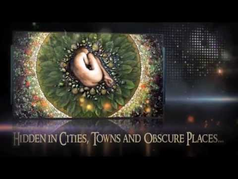 "Visionary Art International TV Promo ""Astounding and Strange"""