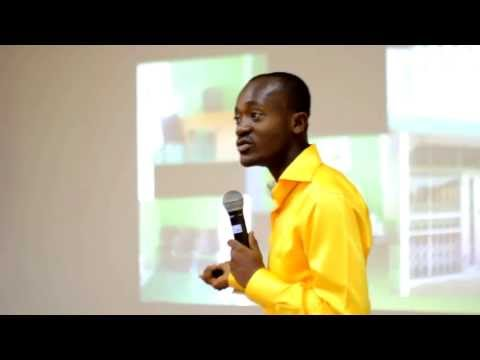 How I started a Herbal Clinic: Eugene Eboh Tetteh at TEDxKNUSTChange