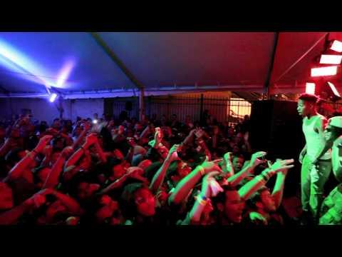 A$AP Rocky - Brand New Guy ft Schoolboy Q live in Austin TX