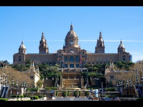 Places to see in ( Barcelona - Spain ) Museu Nacional d'Art de Catalunya   MNAC