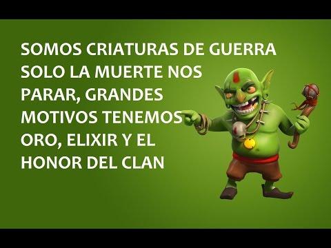 Santaflow - Guerra de Clanes (clash of clans rap) + LETRA
