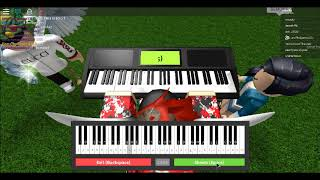 Demons - Imagine Dragons [ROBLOX Piano]
