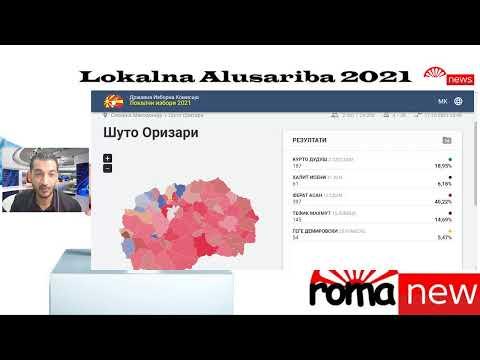 Lokalna Alusariba 2021 Rezultatija