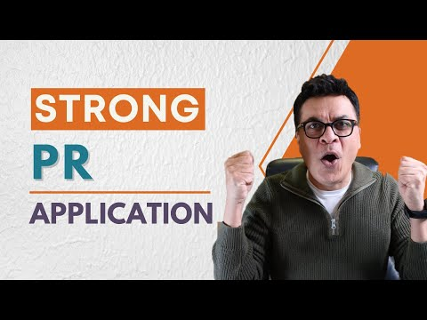 How to make a STRONG PR APPLICATION | Tips and Tricks to make a good CANADA PR Application