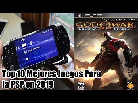 Top 10 Mejores Juegos Para la PSP (Playstation Portable) en 2019