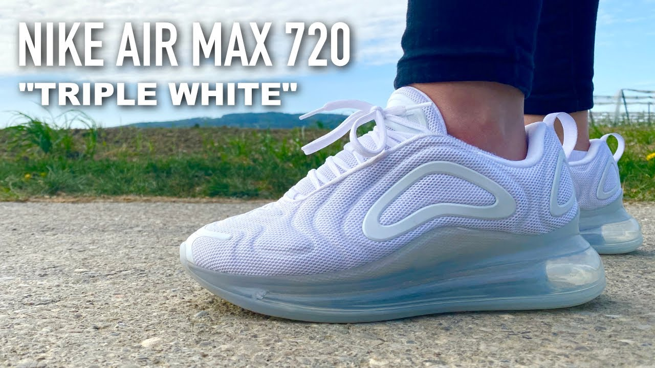 NIKE AIR MAX 720 ON FEET I (+Outtakes